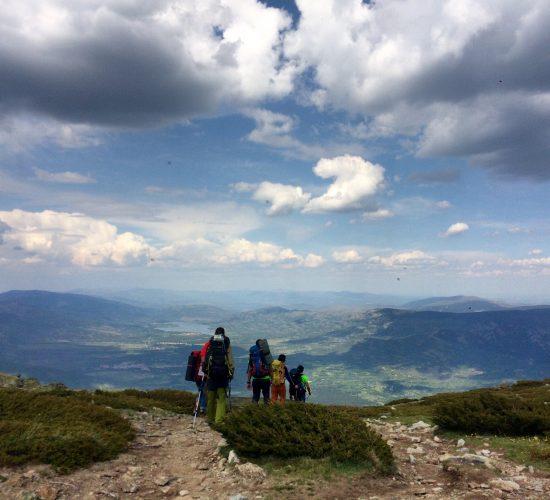 Subalpino Trekking y Senderismo